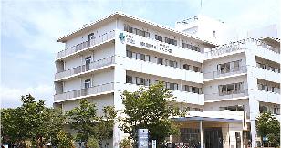 南芦屋浜病院外観